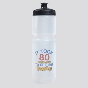 It Took 80 Years To Get This Swag Sports Bottle
