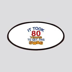It Took 80 Years To Get This Swag Patch