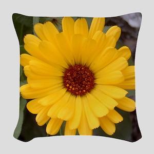 Morning Woven Throw Pillow