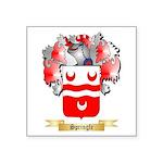 Springle Square Sticker 3