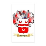 Springhall Sticker (Rectangle)