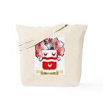 Springhall Tote Bag