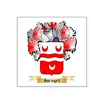 Springett Square Sticker 3