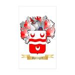 Springett Sticker (Rectangle 50 pk)