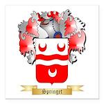 Springet Square Car Magnet 3
