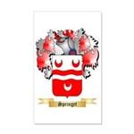 Springet 35x21 Wall Decal