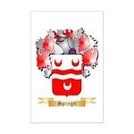 Springet Mini Poster Print
