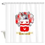 Springet Shower Curtain