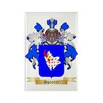 Spooner Rectangle Magnet (10 pack)