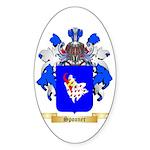 Spooner Sticker (Oval 10 pk)