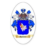 Spooner Sticker (Oval 50 pk)