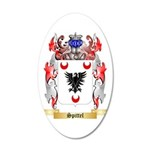 Spittel 35x21 Oval Wall Decal