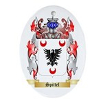 Spittel Oval Ornament