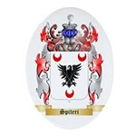 Spiteri Oval Ornament