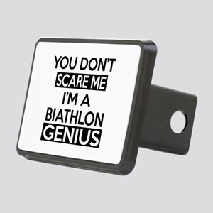 You Do Not Scare Me I Am B Rectangular Hitch Cover