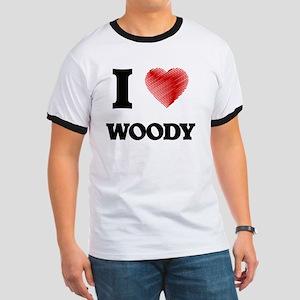 I love Woody T-Shirt