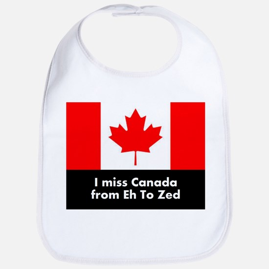 I miss Canada from Eh to Zed Bib