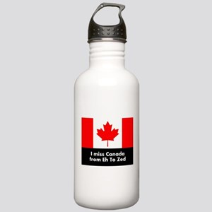 I miss Canada from Eh Stainless Water Bottle 1.0L