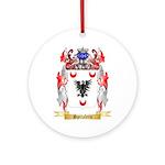 Spitalero Round Ornament