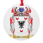 Spitaleri Round Ornament