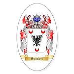 Spitaleri Sticker (Oval 50 pk)