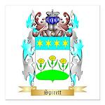 Spirett Square Car Magnet 3