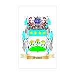 Spirett Sticker (Rectangle)