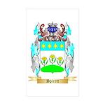 Spirett Sticker (Rectangle 10 pk)