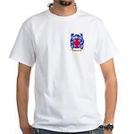 Spinozzi White T-Shirt