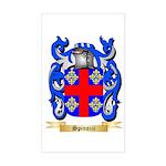 Spinozzi Sticker (Rectangle)