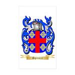 Spinozzi Sticker (Rectangle 50 pk)