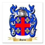 Spino Square Car Magnet 3
