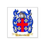 Spinello Square Sticker 3