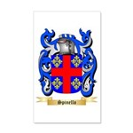 Spinello 20x12 Wall Decal