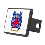 Spinello Rectangular Hitch Cover