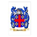 Spinella Postcards (Package of 8)