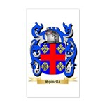 Spinella 35x21 Wall Decal