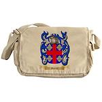 Spina Messenger Bag