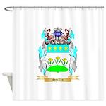 Spillin Shower Curtain