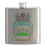 Spillin Flask
