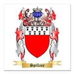 Spillane Square Car Magnet 3