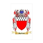Spillane Sticker (Rectangle 50 pk)