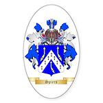 Spiers Sticker (Oval 50 pk)