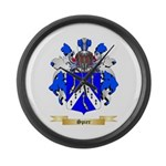 Spier Large Wall Clock