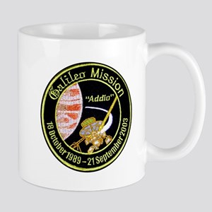 Galileo Ending Logo Mug Mugs
