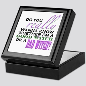 Do You Really Wanna Know? Keepsake Box