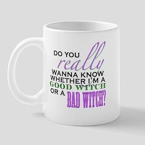 Do You Really Wanna Know? Mug