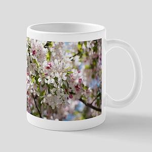 Spring Apple Tree Blossoms Mugs