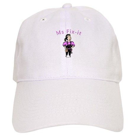 Ms Fix-it Cap