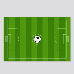 Football Field Postcards (Package of 8)